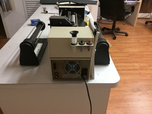For Sale: Gerber HS 15 - Used product - DigitalPrintMarket com