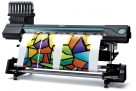 Roland RT 640 sublimation printer & Texart CS-64 calender