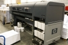HP Scitex FB700. Industrial large-format UV printer.