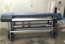 Roland print and cut machine