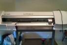 Roland VersaCAMM SP-300 Printer Plotter . Dry Heads