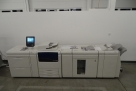 XEROX COLOR PRESS J75 WITH EFI FIERY SERVER EXJ75