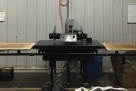 "**SOLD** Geo Knight Twin Shuttle Maxi-Press (60""x44"")"