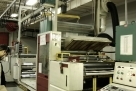 COMEXI MODEL SLC-120 ROLL TO ROLL  PACKAGING LAMINATOR