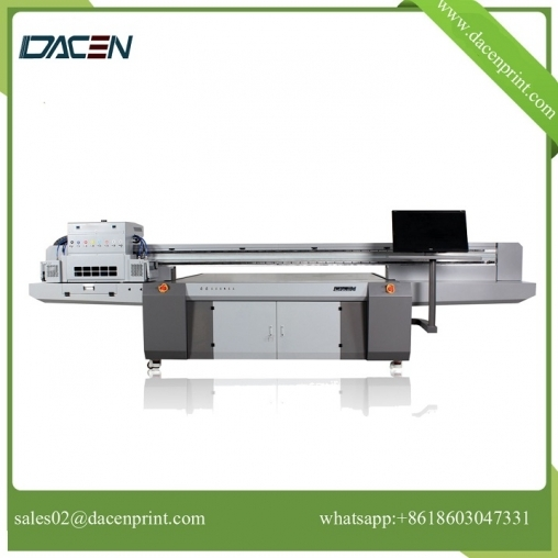 High speed ceramic printing machine with anti-static system