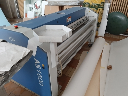 Seal liquid laminator AS1600 - !!! Almost not used !!!