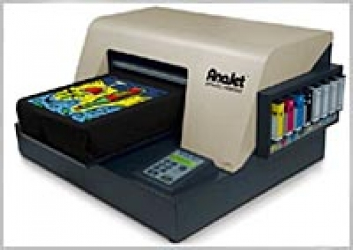 For Sale Anajet Model Fp125 Apparel Printer New Product