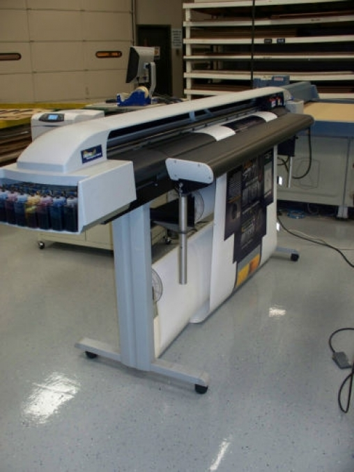 Used Embroidery Machines For Sale >> For Sale: Encad Novajet 880 - Used product ...