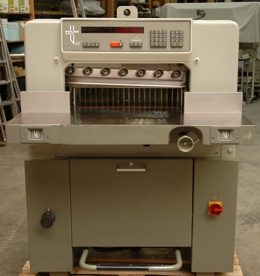for sale polar 55 em guillotine used product digitalprintmarket com rh digitalprintmarket com