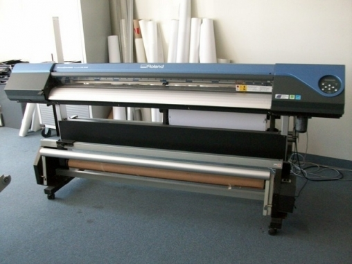 For Sale: Roland Versacamm VS-640 - Used product