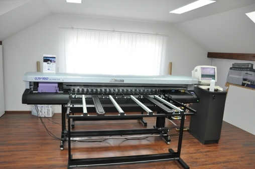 For Sale: MIMAKI ujv 160 - Used product - DigitalPrintMarket com