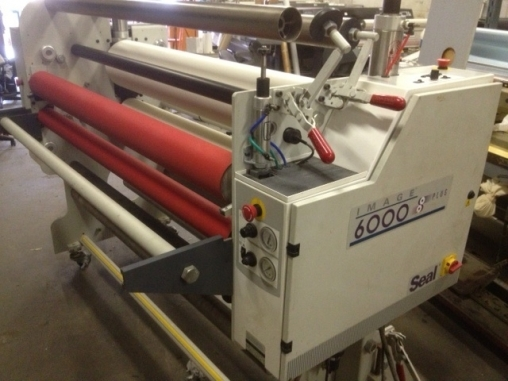 For Sale Seal Image 6000 Plus Laminator Used Product