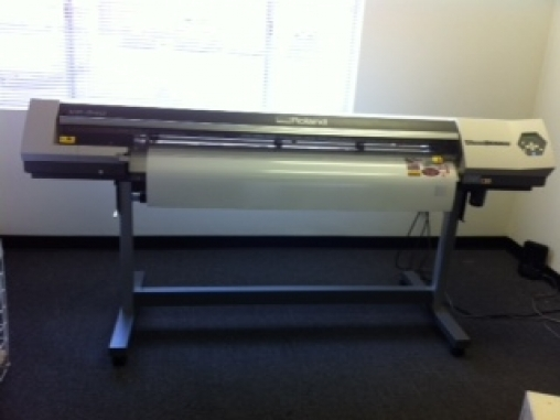 Roland VP 540 Printer Cutter