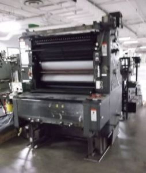 For Sale: HEIDELBERG SORD 25 X 36 OFFSET PRESS - Used