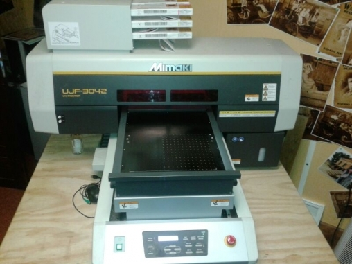 Mimaki UJF 3042 used for sale