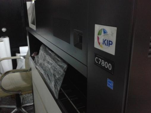 For Sale: Kip C7800 High Quality Color Printer
