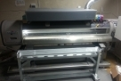 "Wide Format Printer Mutoh Blizzard 65""."